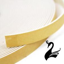 Foam Fascinator/Hat Size-Reducing Tape - Adhesive 20mm (Price per 1m) - White (N