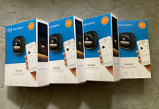 Ring Smart Lighting Weather-Resistant Motion-Activated Steplight, 4 Pack Combo