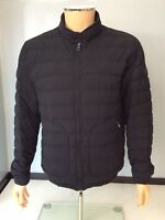Moncler Acorus Mens Padded Puffer Jacket, Coat, Size 4, Black, Vgc