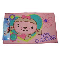 Kids Bedroom 50cm x 80cm Rug - Disney Doc McStuffins - Best Cuddler