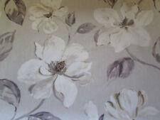 Telas para cortinas florales para costura y mercería