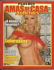 PLAYBOY VENEZUELA AMAS DE CASA ARDIENTES SPECIAL EDITION