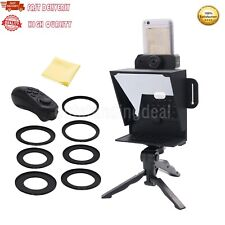 Remote Control 82mm Inscriber Mobile Teleprompter Artifact Video Phone & Camera