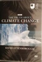 DVD The Truth About Climate Change - David Attenborough  [BRAND NEW & SEALED]