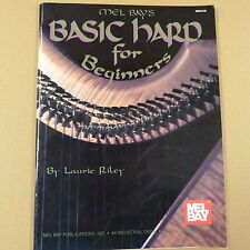 harp MEL BAY's Basic Harp for Beginners, Laurie Riley