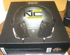 ZAGG Z-ZR-NC Premium Active Noise Canceling Headphones