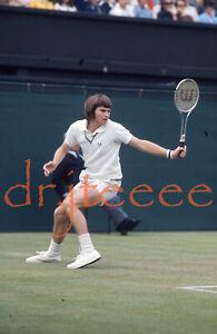 1970's WIMBLEDON Jimmy Connors - 35mm Tennis Slide