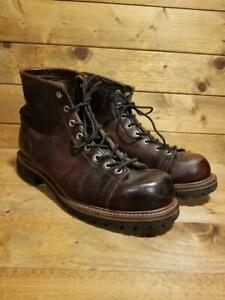 Red Wing Boots 2902 Monkey Boots Size 12 US / 2 E Men's shoes boots leather