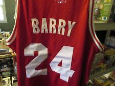 Rick Barry Roselle High School #24 Size 58 Jersey by Taylor and Madison