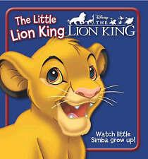 """Disney """"Rey León"""": el Pequeño Rey León,, nuevo libro"""