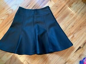 Express Faux Leather Skirt Size 00 New With Tags