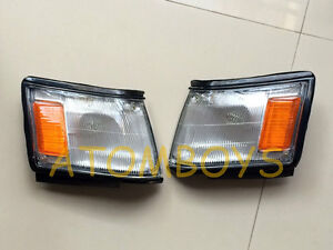 FOR TOYOTA COROLLA CE80 EE80 AE82 FRONT CORNER MARKER SIDE TURN SIGNAL LIGHT