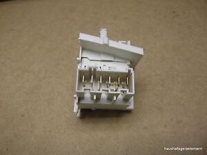 Bosch Siemens Neff Constructa Ein Aus Schalter Hauptschalter 5600052536 6polig