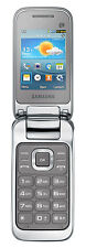 Samsung C3590 - Silver (Unlocked) Cellular Phone