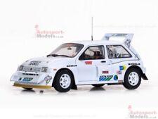 Ayrton Senna Diecast Rally Cars