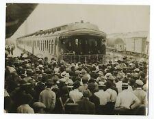 President William Howard Taft in Panama - Early 1900s Original Press Photograph