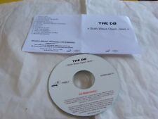 THE DO - Both ways open jaws - CD 1 titre !!! PROMO !!!