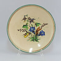 8545008 Ceramics Fritz Hudler Large Image Plate 1930