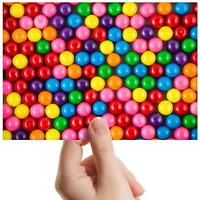 "Gumball Balls Gobstopper - Small Photograph 6"" x 4"" Art Print Photo Gift #14133"