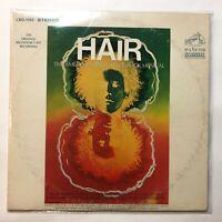 HAIR Soundtrack American Tribal Love Rock Musical LP Vinyl Record Psych 1968