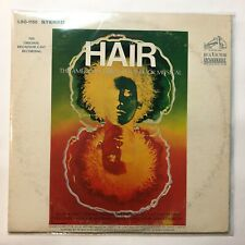 HAIR Soundtrack American Tribal Love Rock Musical LP Vinyl Record Psych 1968