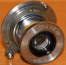 FED  Collapsible  lens for FED-NKVD  M39