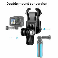 Fast Switching Dual J Hook Adapter Mount for Gopro Hero 8 DJI OSMO ACTION Cam