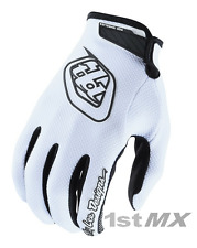 Troy Lee Designs Tld Gp Air BLANCO MOTOCROSS OFFROAD Carreras Guantes adultos grandes