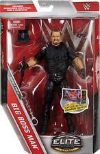 Big Bossman - WWE Elite 47 Mattel Toy Wrestling Action Figure