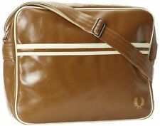 Fred Perry PVC Bags for Men with Adjustable Straps