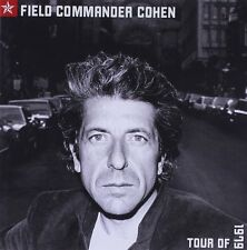 LEONARD COHEN - FIELD COMMANDER COHEN - NEW VINYL LP
