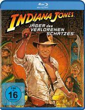 Blu-ray * INDIANA JONES 1 - JÄGER DES VERLORENEN SCHATZES # NEU OVP  =