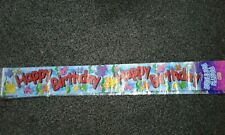 celration / birthday banner