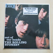 THE ROLLING STONES Out Of Our Heads UK mono expoet LP Decca 1965 Near Mint