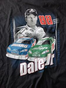 Dale Earnhardt Jr #88 Nascar Winner's Citcle Long Sleeve Shirt Size XXL