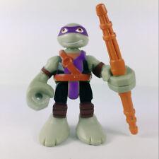 "Half Shell Heroes DOJO DONNIE Donatello Teenage Mutant Ninja Turtles 2.5"" Figure"