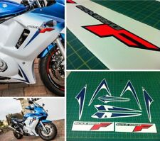GSX650F 2008-2012 set of graphics restoration replacement decals stickers 650