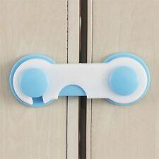 Baby Kids Box Drawer Cupboard Cabinet Wardrobe Door Fridge Safe Safety Lock YS