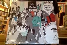 The Mountain Goats Goths 2xLP sealed vinyl + download