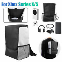 Travel Storage Carrying Case Bag For Xbox Series X/S Game Console Accessories