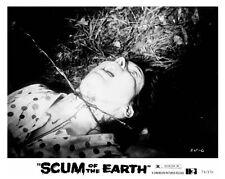 SCUM OF THE EARTH great scene still - (c942)