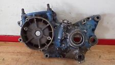 1983 1984 Suzuki RM500 RM 500 left engine case crankcase`
