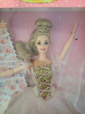 Barbie as Sugar Plum Fairy in the Nutcracker Doll Collectors Edition