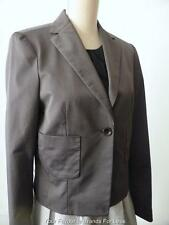 DOROTHEE SCHUMACHER Grey Jacket rrp AU $1256 Size 4 (Large) AU 12 -14 US 8 - 10