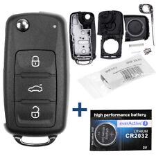 Klapp Schlüssel Gehäuse für VW T5 Golf 6 PASSAT TOURAN EOS SCIROCCO