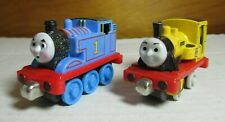 Thomas & Friends Mud Splatted Thomas Duncan Train Car Die Cast Take Along N Play
