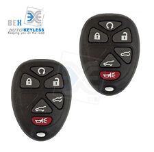 2 Keyless Entry Remote Control Car Key Fob for Cadillac 2007-2014 Escalade / ESV