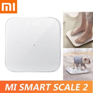 Mi Smart Scale 2 Xiaomi Bilancia Bluetooth 5.0 Nuovo Modello Fitness Digitale