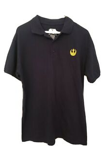 Navy Blue Star Wars Rebels Polo