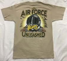 United States Air Force Middle Eastern Operations T-Shirt SZ Medium M Unleashed